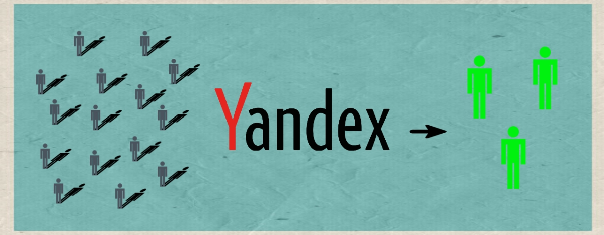 Mistakes in advertising campaigns on Yandex